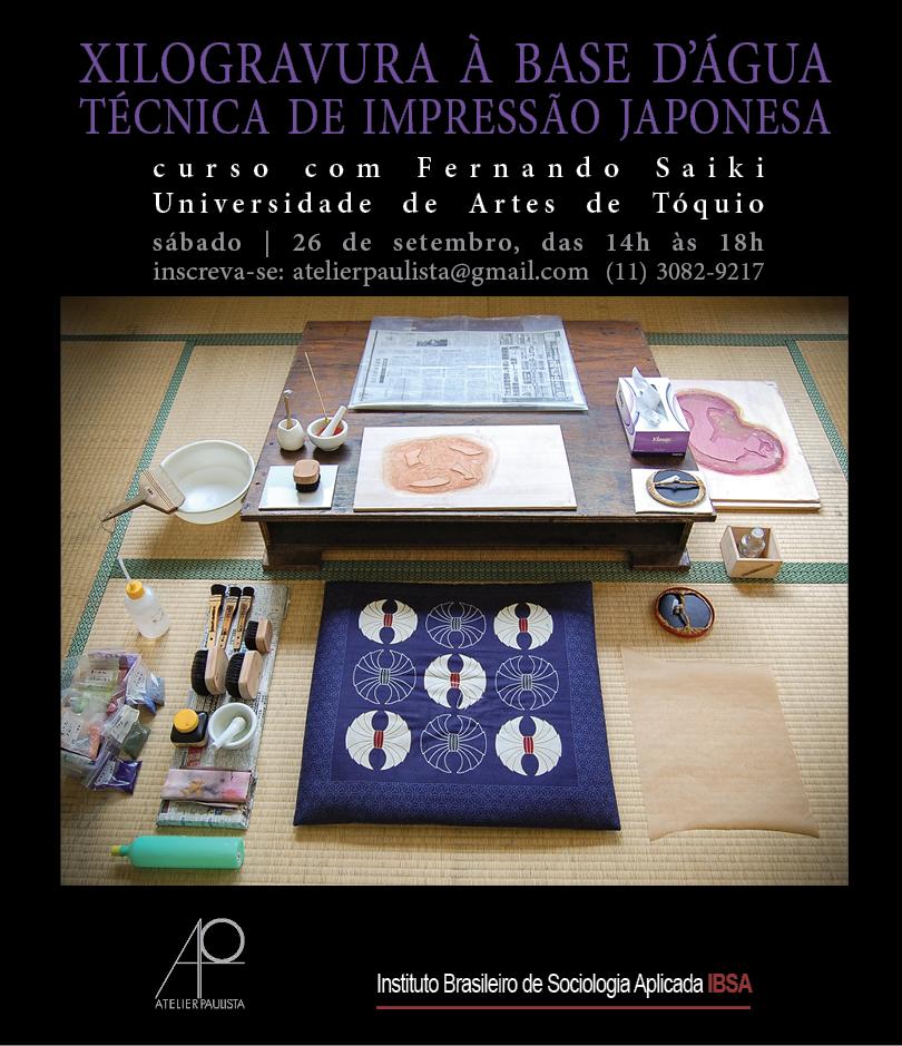 curso com Fernando Saiki