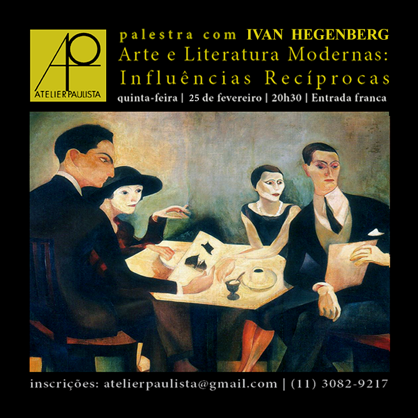 palestra com ivan hegenberg